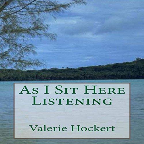 As I Sit Here Listening Titelbild