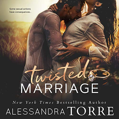Page de couverture de Twisted Marriage