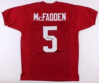 Darren Mcfadden Autographed Signed Arkansas Razorbacks Jersey - JSA Certified