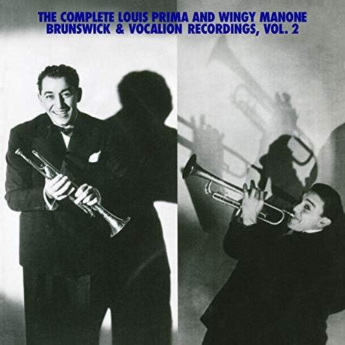 """Louis Prima & Joe """"Wingy"""" Manone"""