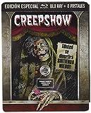 Creepshow BD Edición Metálica Limitada+ 8 Postales [Blu-ray]