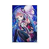 ERQN Sword Art Online - Póster de anime (50 x 75 cm)