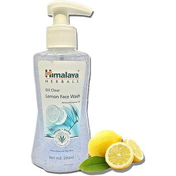 Himalaya Oil Clear Lemon Face Wash, 200ml