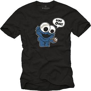 Camiseta Divertidas - Monstruo - Regalos Frikis