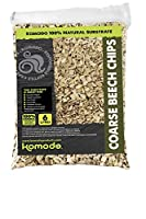 Used by keepers worldwide Beech chips are sourced from sustainable forests and kiln dried and are available in coarse or fine Versatile flooring solution for most reptiles including snakes, lizards or tortoises Can also be used with reptiles needing ...