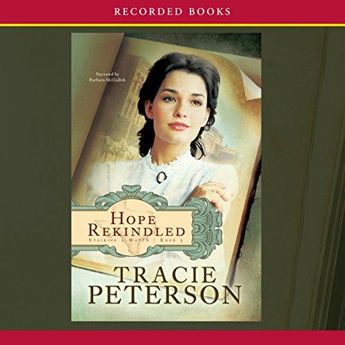 Hope Rekindled audiobook cover art