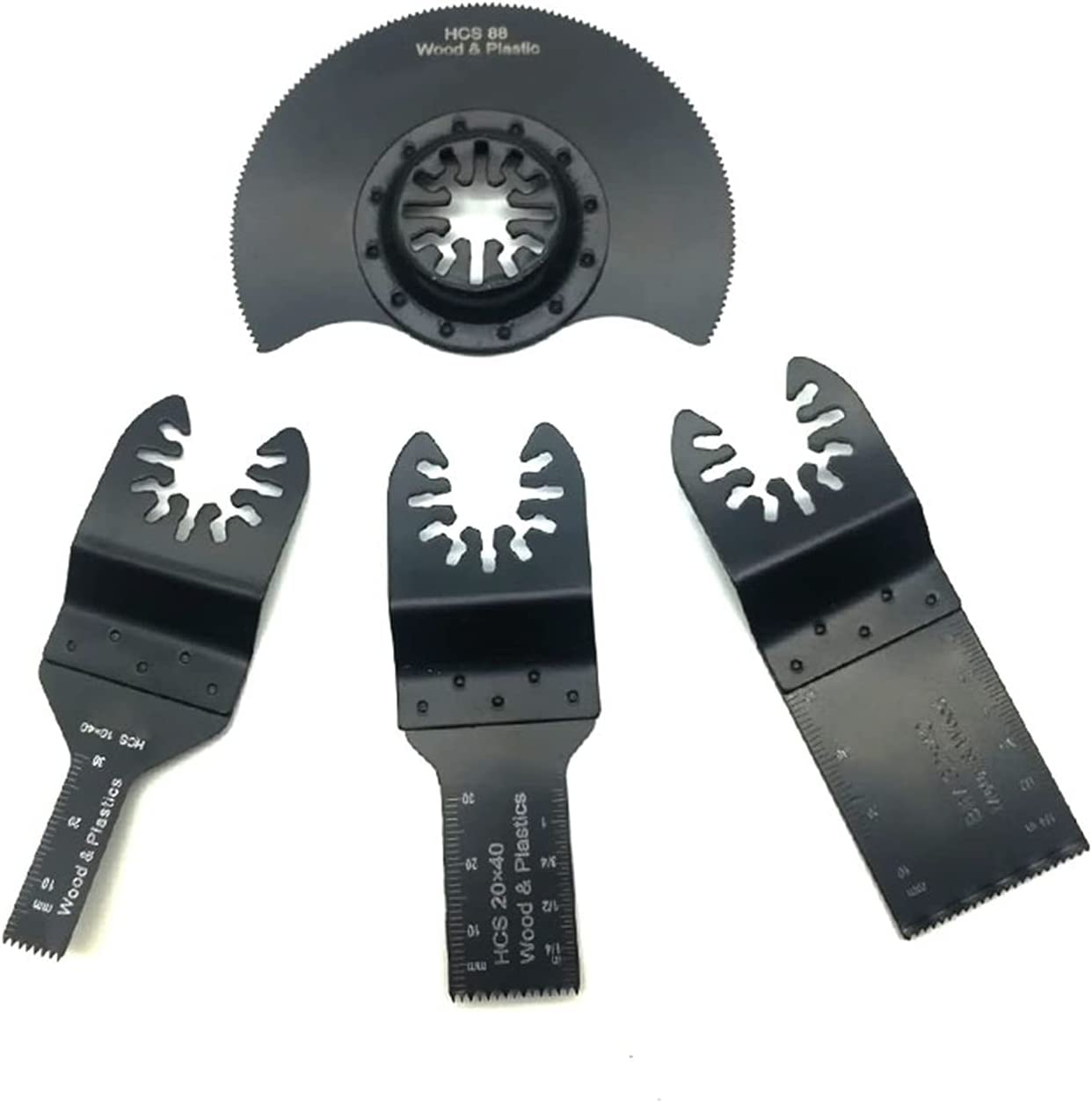 KESHIKUI New MEI 4pcs Set List price Saw Accessories Multi-Function Detroit Mall O Blade