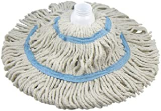 Quickie Twist Mop Refill with Spot Scrubber