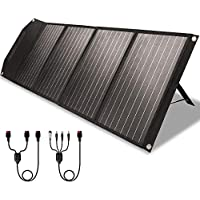 ROCKPALS RP082 100w Foldable Solar Panel Charger