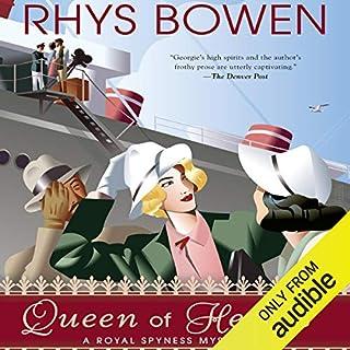 Page de couverture de Queen of Hearts