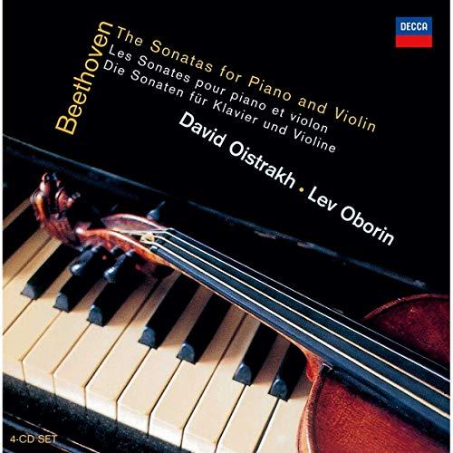 Beethoven: Sonatas for Violin and Piano