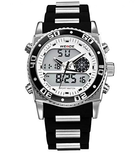 f33b76b1a8a If you want to buy Watch Magasin Fashion Weide Digital Led Alarm Sports  Quartz Watches Men Luxury Brand Relogio Masculino Rubber... good quality at  ...