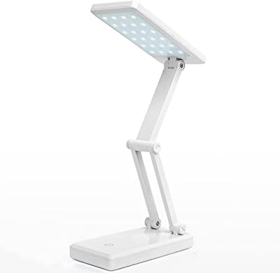 LXYU Cargador Solar pequeña lámpara de Mesa LED Estudiante ...