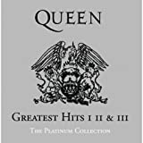 Queen /Greatest Hits I II & III The Platinum Collection 2011 REMASTERED (3 CD Album)