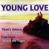 Romantic Love Songs (CD Album, 14 Tracks) dean martin that's amore / bing crosby & grace kelly true love / herman's hermits the end of the world / april stevens teach me tiger / lulu to love somebody / cilla black you're my world etc..