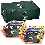 EMBRIIO 920XL 920 XL | 8er Set Kompatibel Tintenpatronen Ersatz für HP OfficeJet 6000 6500 6500A 7000 7500A