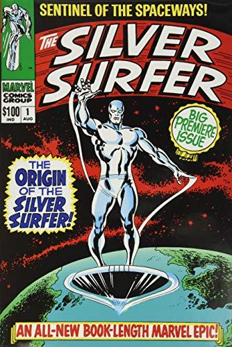 Silver Surfer Omnibus Vol. 1