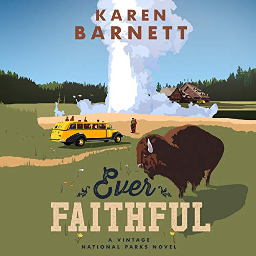 Ever Faithful audiobook cover art