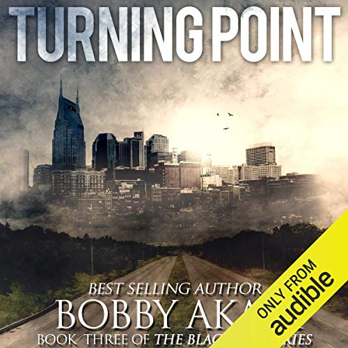 Couverture de Turning Point: A Post-Apocalyptic EMP Survival Fiction Series
