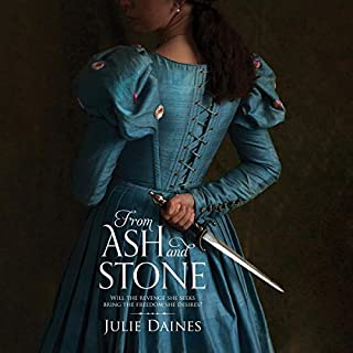 From Ash and Stone audiobook cover art