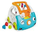 Infantino Trotteur Pousseur Electronique Evolutif Senso Mini Car Aide à la Marche, 005216