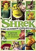 Shrek: The Ultimate Collection [DVD]