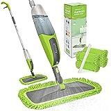 Best Bona Vacuum For Hardwood Floors - Spray Mop for Floor Cleaning Microfiber Mop Wet Review