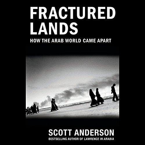 Fractured Lands audiobook cover art
