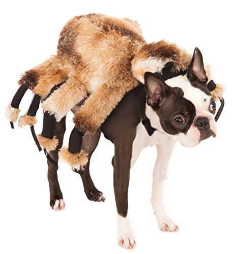 Rubies - Disfraz de araña Gigante, para Mascotas, Perro, Producto Oficial, Ideal para Halloween