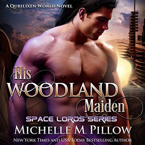 Couverture de His Woodland Maiden
