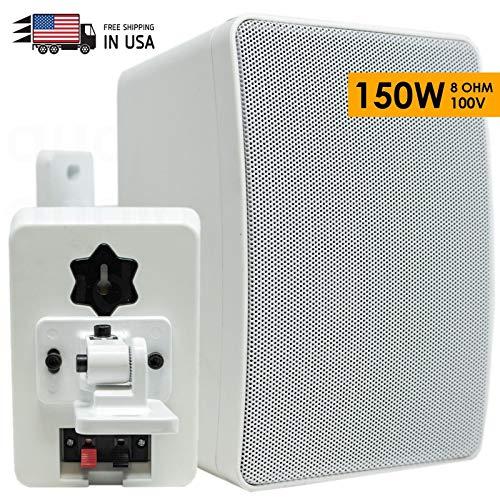 Best Prices! New EMB ECW40 150 Watts Full Range Outdoor Speaker/Environmental / Monitor (1 Speaker) ...