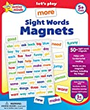 Active Minds More Sight Words Magnets - Learn and Practice Language Building Skills needed for Reading (Ages 5 and Up)