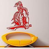 xingbuxin Northman Warrior Wall Decal Livingroom Vinyl Viking Wall Sticker...