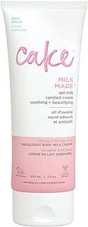 Cake Beauty Milk Made Indulgent Body Milk Cream, 7 Ounces