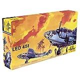 Heller- Maquette-Leo 451, 80389