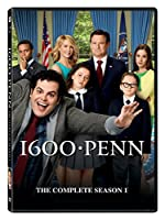 1600 Penn: The Complete Season 1 [DVD] [Import]