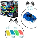 BCdirekt Car Track Magic Tracks Starter Set | Racing car Toy for Children from 3 Years Old...