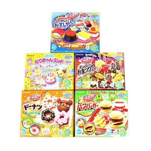 クラシエフーズ 知育菓子セット B type(5種入り)