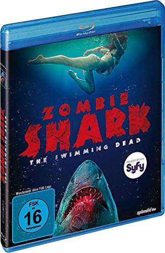 Zombie Shark - The Swimming Dead [Blu-ray]