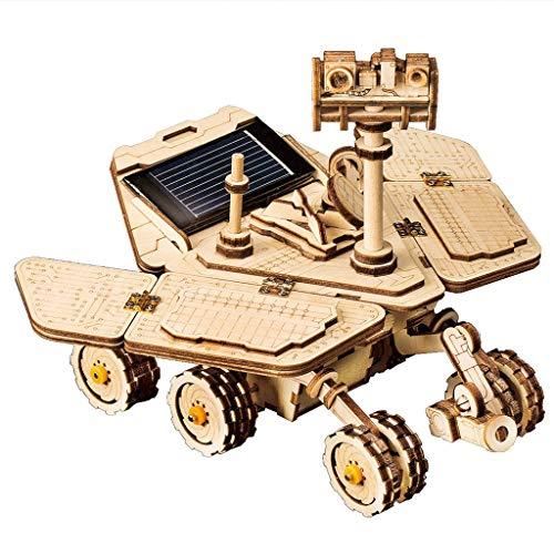 Spirit Rover (ソーラーパネル付き 火星探査機「スピリット」) / Robotime ROKR スペースハンティングシリーズ