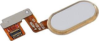 破損した部品に交換可能 IPartsBuy MeizuのM3ノート/美蘭注3ホームボタン/指紋センサーフレックスケーブル(14ピン)のアクセサリ (Size : For m3 note/meilan note 3 gold)