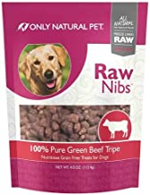 Only Natural Pet Green Beef Tripe RawNibs