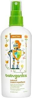 Babyganics Natural Insect Repellent - 6 fl oz (177 ml)