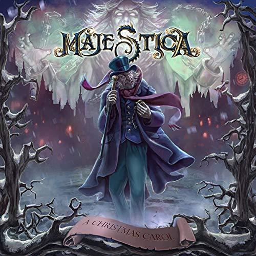 Majestica - A Christmas Carol (Cd)
