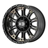xd series hoss - 18x9 KMC XD Offroad Series XD829 Hoss 2 6x139.7 0 Offset (5.00 inch backspace) 106.25 Hub - Satin Black Machined Dark Tint - XD82989068900 [ ✅ Authorized Dealer]