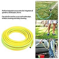 、灌漑ホース、柔らかくて弾力性のある、耐摩耗性、洗車パイプ 家庭用、庭用、