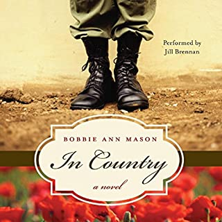 In Country audiobook cover art
