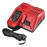 Milwaukee 4932451079 M12-18 FC Cargador batería, 12 V, Multicolor