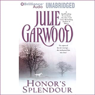 Honor's Splendour audiobook cover art