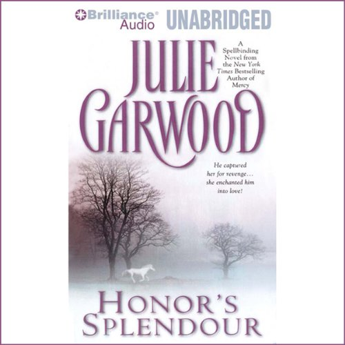 Honor's Splendour cover art